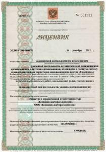 Лицензия-1мал